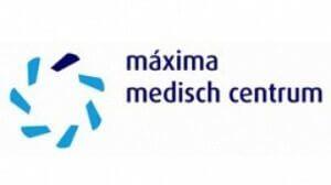 Logo van het Máxima Medisch Centrum.