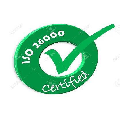 Certificering van onze consumer producten - ISO 26000
