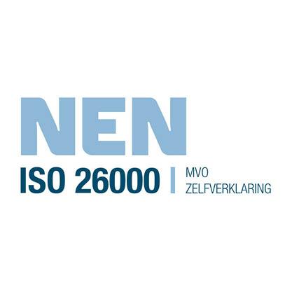 Certificering van onze consumer producten - NEN ISO 26000