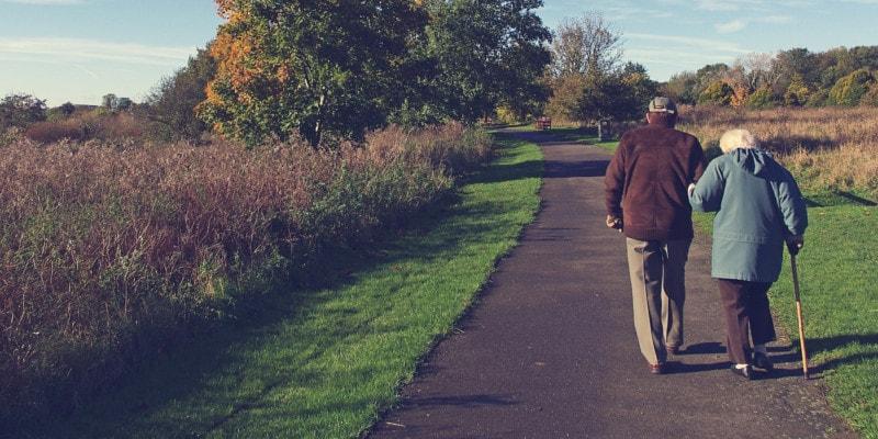 Artrose komt vaker voor bij ouderen.