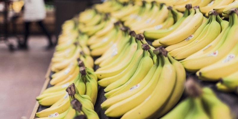 Het eten van bananen voor het slapen gaan, heeft positieve gevolgen op uw nachtrust