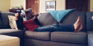 De klachten van restless legs nemen toe in rusttoestand