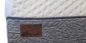 Het luxe matras van Decupré biedt wel de voordelen van een waterbed maar niet de nadelen