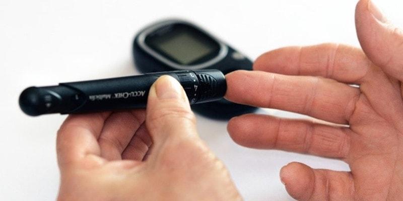 Bij diabetes type 2 kan het noodzakelijk zijn om insuline in te moeten spuiten.