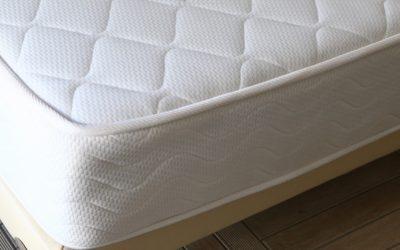 Een kuil in mijn matras: wat nu?