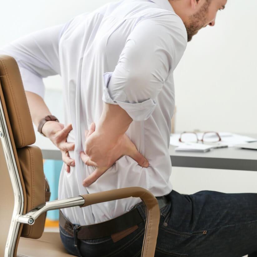 Lichamelijke klachten kunnen zowel ontstaan als verminderen aan de hand van uw matras.
