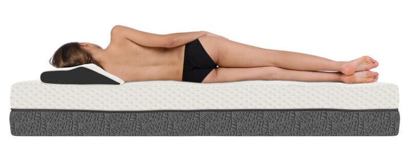 Pijn in heup: uw matras heeft invloed op uw heupklachten.