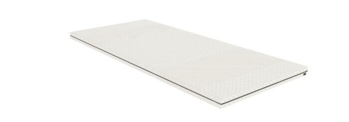 Een kwalitatief hoogwaardige topper van Decupré voegt comfort toe aan uw matras