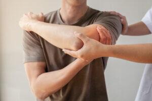 fysiotherapie arm