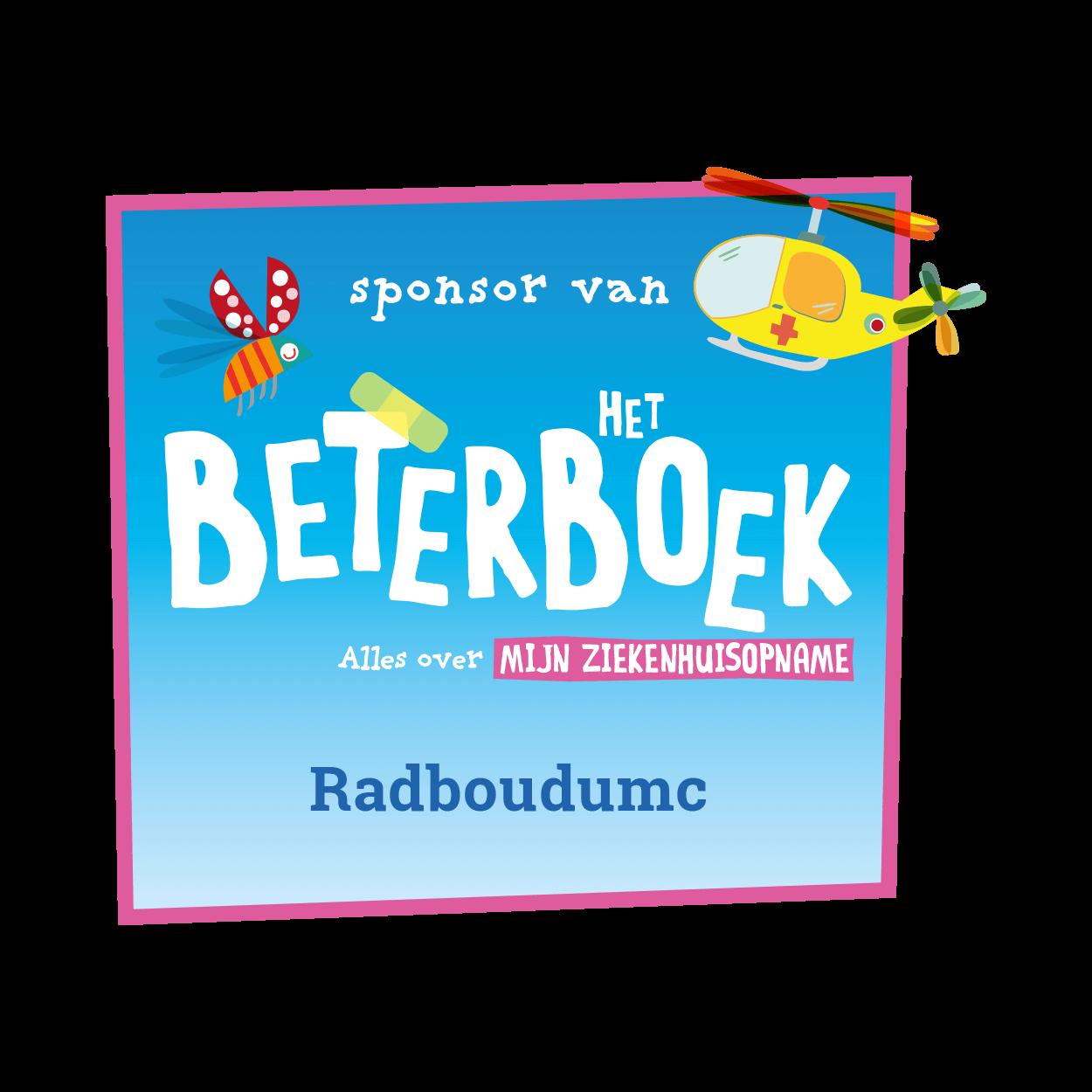 BeterBoek van het Radbout UMC